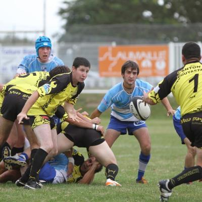 23/09/12 : USCP - Argelès-Gazost