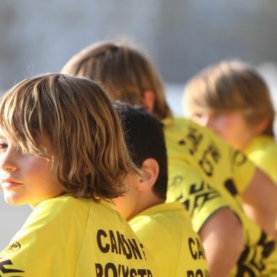 31/03/12 : Ecole de rugby invitée par le TPR