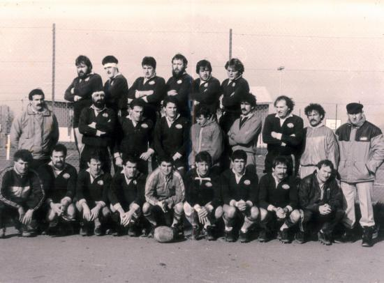 1986 seniors