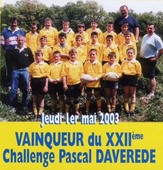 Daverede 2003