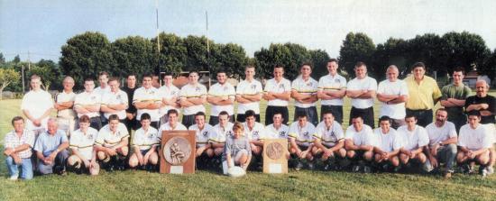 Juniors champion france 2002 philiponneau